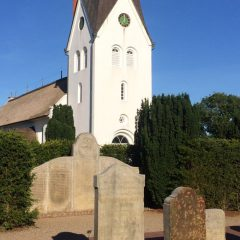 25 St Clemens Kirche in Nebel